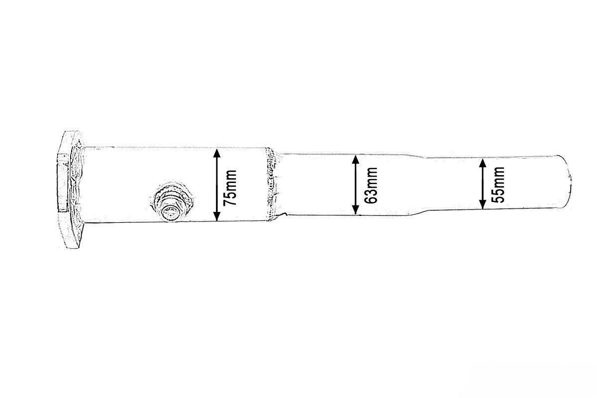 Bajpol Motosport > Downpipe AUDI A3 8L 1.8T 150/180KM FWD
